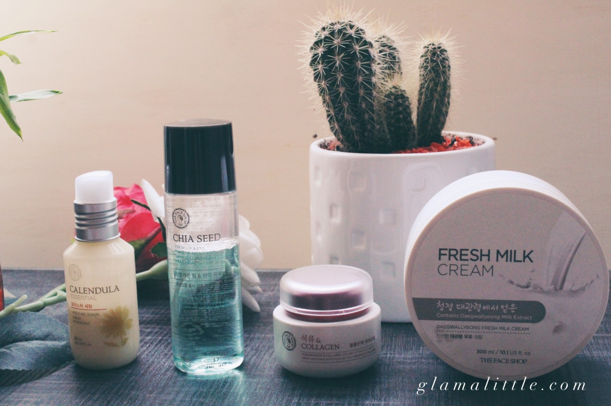 The Face Shop//New Finds